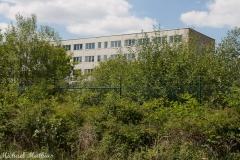 Kaserne 1. Abteilung