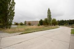 Waldsiedlung neben der ehem. Kaserne der 3. Raketenbrigade in Tautenhain