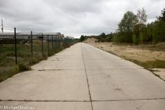 ehem. Kaserne der 3. Raketenbrigade in Tautenhain / Munipark